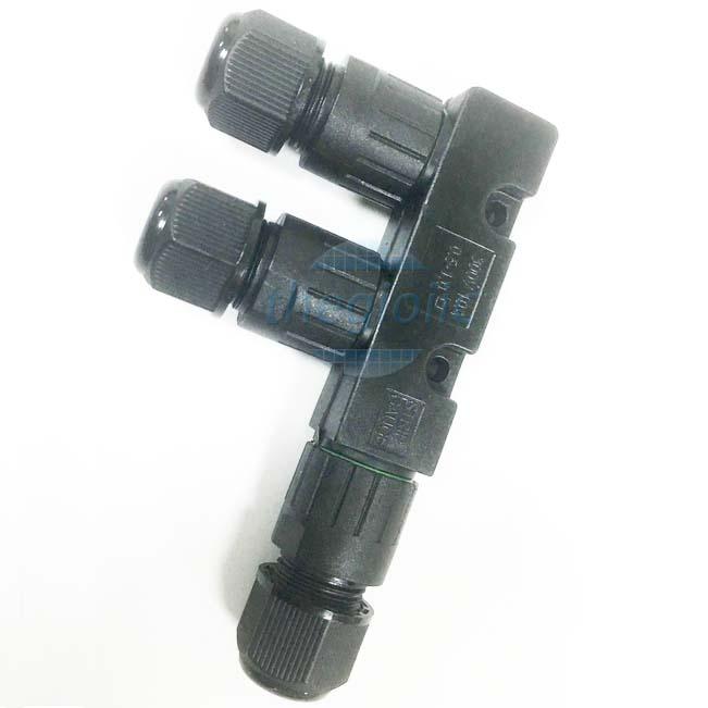 M16-1T2 Đầu Nối Chống Nước IP67