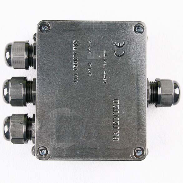 DCN-1T3 Đầu Nối Chống Nước IP68