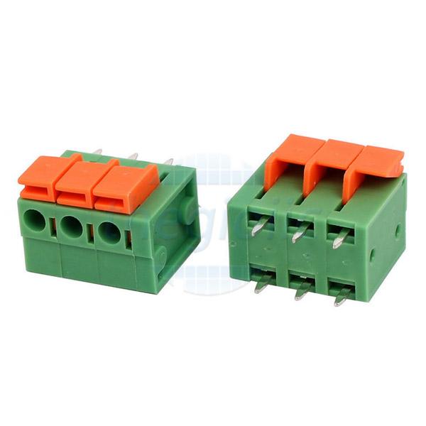3P-KF142V Terminal Block Thẳng Đứng 3Pin 5.08