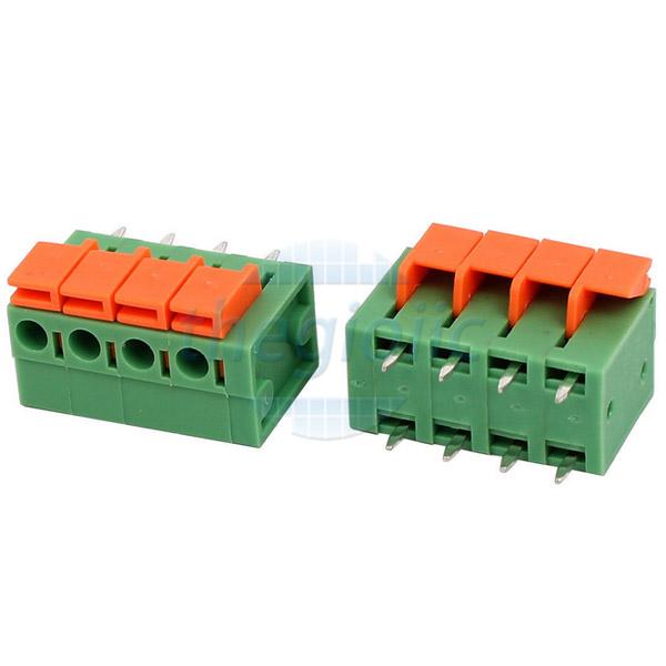4P-KF142V Terminal Block Thẳng Đứng 4Pin 5.08