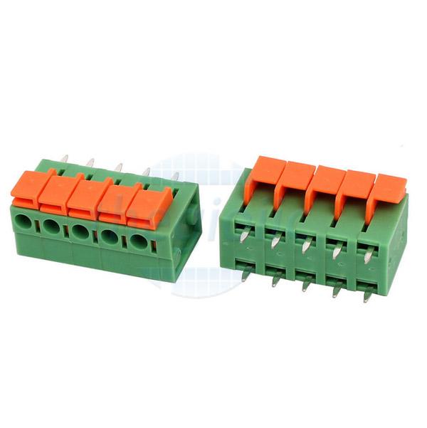 5P-KF142V Terminal Block Thẳng Đứng 5Pin 5.08