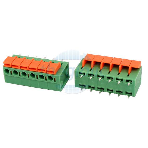 6P-KF142V Terminal Block Thẳng Đứng 6Pin 5.08