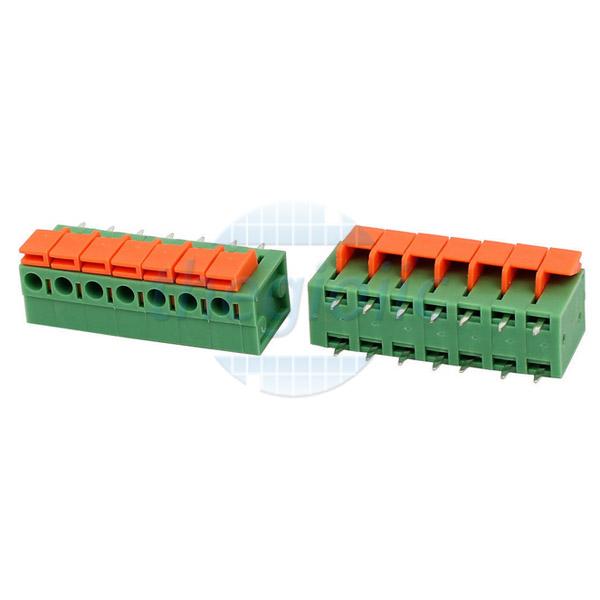 7P-KF142V Terminal Block Thẳng Đứng 7Pin 5.08