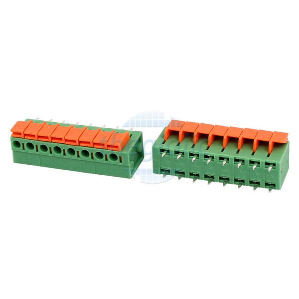 8P-KF142V Terminal Block Thẳng Đứng 8Pin 5.08