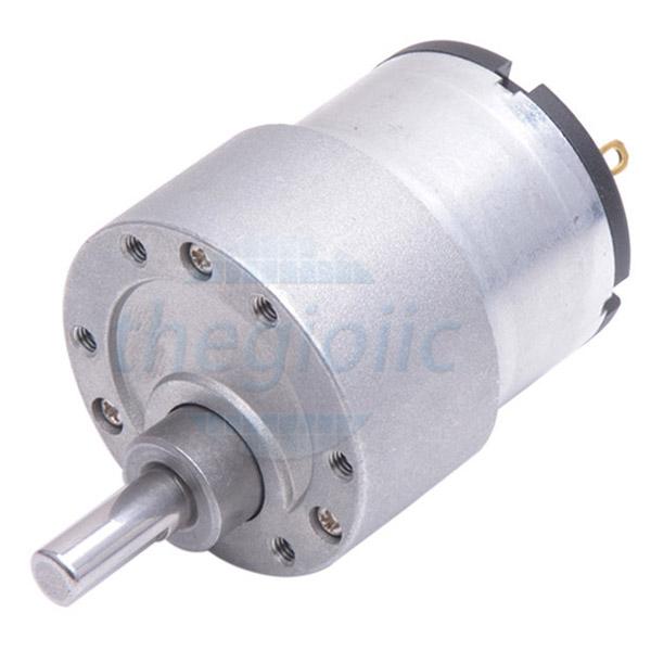 Động Cơ Giảm Tốc GB37-520 24V 960rpm