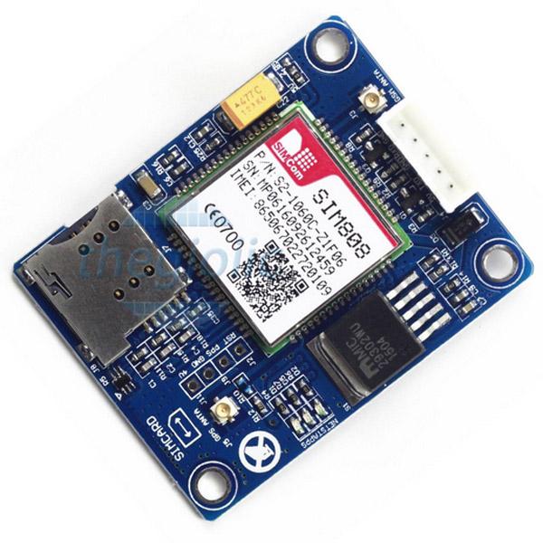 SIM808 Module GSM GPRS GPS