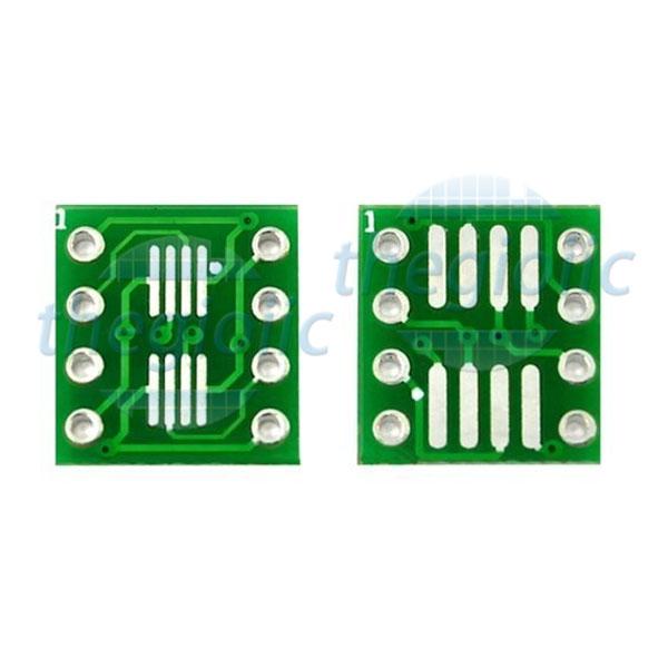 SSOP8-DIP8 PCB Converter