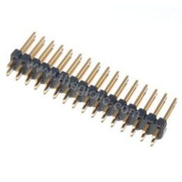 Hàng Rào 2.54 Đực Đôi 2x16Pin Cao 11.6mm