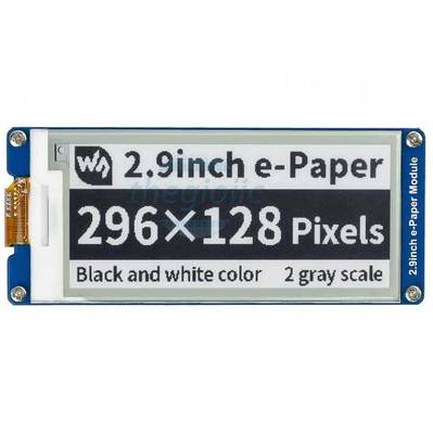 Module LCD e-Paper 2.9inch 296x128 Giao Tiếp SPI