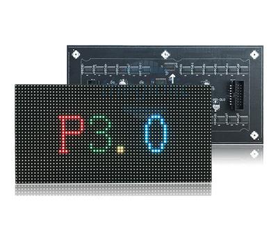 LED Ma Trận P3 Full Color Trong Nhà 192x96