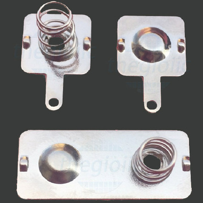 Đế Pin AA Hàn PCB V10