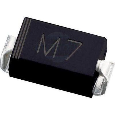 1N4007-M7 Diode Chỉnh Lưu 1A 1KV
