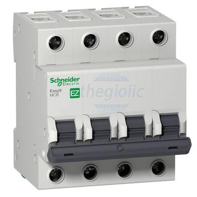 EZ9F34440 MCB 4P 40A 4.5KA 230VAC