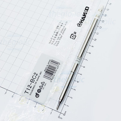 T12-BC2 Hakko Típ Hàn 2mm