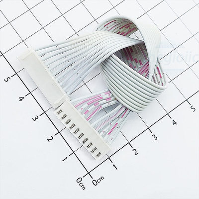 Dây Bus Cái-Cái 10 Tiếp Điểm 2.54mm Dài 20cm