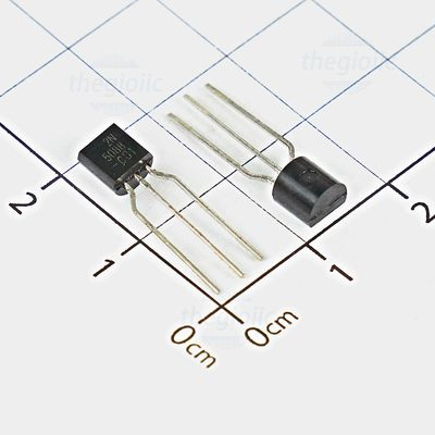 2N5088 Transistor NPN Silicon 30V 0.1A TO-92