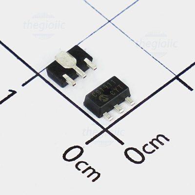 MCP1700T-3302E/MB IC Ổn Áp 3.3V 250mA