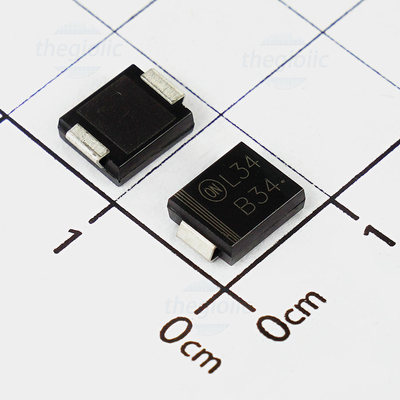MBRS340T3 Diode Schottky 4A