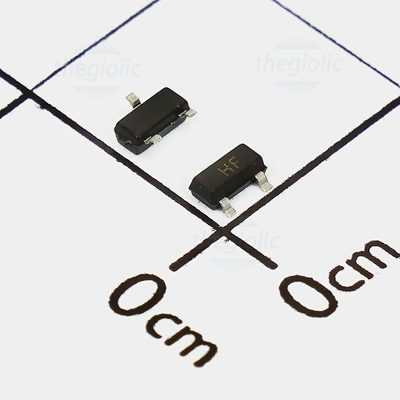 2SC1815-HF Transistor NPN 50V 0.15mA 3 Chân SO-23