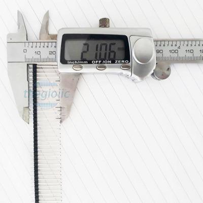 Hàng Rào 2.54 Đực Đơn 1x40Pin Cao 21mm