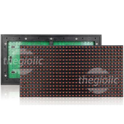 LED Ma Trận P10 Đỏ Ngoài Trời 320x160