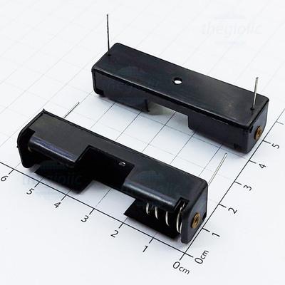 Hộp Pin 1xAA Hàn PCB